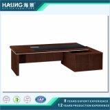 Самомоднейший деревянный стол для сбывания, таблица офисной мебели офиса 0Nисполнительный