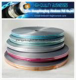 Cinta de aluminio de Mylar para el cable (ALU PET)