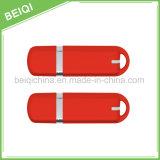 Pen drives USB2.0 personalizados Drives Flash USB de plástico de 1GB-64GB