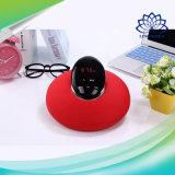 Mini haut-parleur de Bluetooth d'écran LCD à commande par effleurement