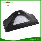 16 LED-Sonnenenergie-Fühler-Wand-Licht-Sicherheits-Bewegungs-wetterfeste im Freienlampe