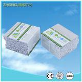 방수 구조상 Styrofoamtongue와 강저 벽면