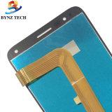 Франтовской экран касания LCD сотового телефона для агрегата цифрователя индикации Alcatel OT5051 OT5022 OT6045 OT7048