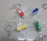 중국 THK-027를 가진 도매 고품질 승진 LED Keychain