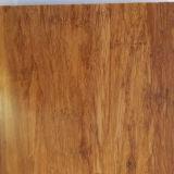 Suelo de bambú tejido hilo superficial liso