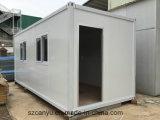 Дома контейнера R. d роскошные Prebuilt B. с архитектурноакустической роскошной конструкцией