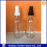 pulverizadores pretos 24mm brancos de 22mm com os frascos de vidro redondos de 4oz 120ml Boston