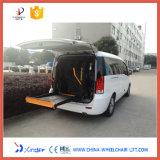 Levage de fauteuil roulant électrique pour Van, levage de fauteuil roulant handicapé (WL-D-880)