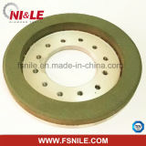 Diamomd Смола-Скрепляет полировать придающ квадратную форму колесу для керамического