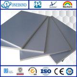 El panel compuesto de aluminio avanzado del material de construcción de la muestra libre