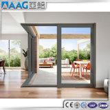 Puertas deslizantes de la fábrica de China con el perfil de Auminium
