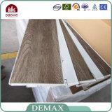 Le PVC matériel Anti-Rayent le plancher antidérapant résidentiel de vinyle de texture profonde