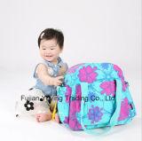 大きい容量ボリュームが付いている多彩なMultifuntionのハンドルのお母さん袋