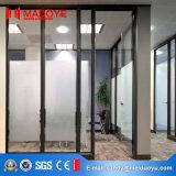 アルミニウムフレームの緩和されたガラス区分のドア