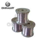 Fil de la qualité Ni80chrome20 Ohmalloy109 Nicr80/20 pour la résistance thermique