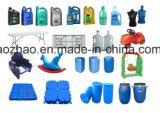Machine de moulage de coup en plastique pour des bouteilles de lubrifiant