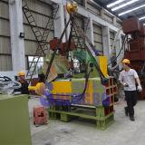 De horizontale Machine van de Briket van het Koper van de Snelheid om Te recycleren