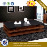 Pequeña mesa de centro de madera lateral del té $15 (HX-CT017)