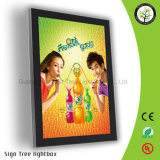Outdoor Mini Light Box Banner Dessin LED Lightbox