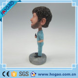 Asunto fresco único hecho a mano modificado para requisitos particulares Bobblehead