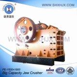 Frantoi a mascella professionali di estrazione mineraria di Manufactor con la grande applicazione di capienza in granito