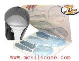 シリコーンゴム(MCSIL-2088)を作る石造り型