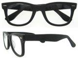 Marcos ópticos de Italia de la lente de los vidrios de China del marco claro de las lentes