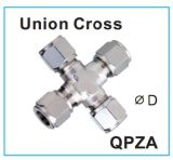空気の管接合箇所の付属品連合十字Qpza