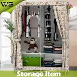 Niet-geweven Gemakkelijk assembleert de Garderobes van de Douane van de Doek voor Verkoop