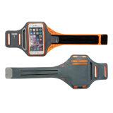 体操のiPhone 7、6、6sのための主ホールダーが付いている連続したスポーツの腕章