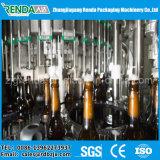 Macchinario di materiale da otturazione della birra della bottiglia di vetro