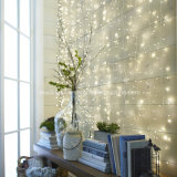 La chaîne de caractères de luciole de DEL actionnée par USB allume les lumières d'intérieur ou extérieures imperméables à l'eau pour Noël