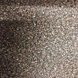 Couro Couro Material Madeira-grão PU Couro para sapatos, móveis, saco (HS-M309)