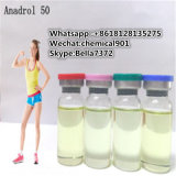 同化注射可能な液体のAnadrol筋肉成長のための50のMg/ml