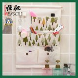 Wall Door Cloth Suspensão Storage Bags Case Pocket Home Organization