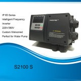 IP65는 물 공급 주파수 변환장치 펌프 모터 속도 관제사를 방수 처리한다