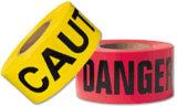 Barricade van de Band van de Voorzichtigheid van de Band van de waarschuwing de Band van de Voorzichtigheid van de Band