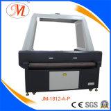 Maquinaria assíncrona do laser com câmera panorâmico (JM-1812-A-P)