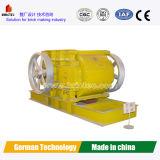 Triturador fino elevado ajustável para a máquina de fatura de tijolo
