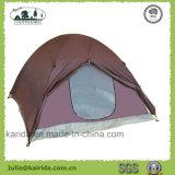 4 Personen-doppelte Schicht-Abdeckung-kampierendes Zelt