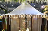 De grote Tenten van de Schuilplaats van de Tuin van de Gebeurtenis van pvc Vuurvaste voor het Kamperen