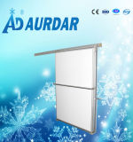 Puerta de la cámara fría, puerta deslizante ligera de la cámara fría, puerta de la conservación en cámara frigorífica