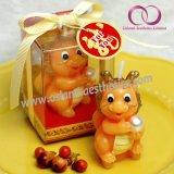 Симпатичная свечка подарка дракона для комплекта подарка свечки искусствоа дня рождения детей