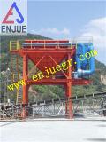 30cbm, 40cbm, funil móvel Eco- portuário industrial da prova da poeira do funil 50cbm