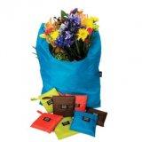 Vária bolsa de anúncio dos sacos de ombro do presente da compra no nylon do poliéster