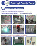 Aluminiumrahmen-im Freienmöbel Glof Stuhl