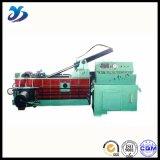 Methoden-horizontale hydraulische Presse-Maschine/überschüssige Metalballenpresse/Altmetall-Ballenpresse heraus Seite-Drücken