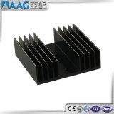 radiateur en aluminium de radiateur anodisé par 6063-T5