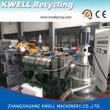 Recyclage en plastique / PP PE Plastic Recycling Granulating Line