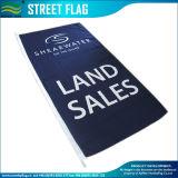 Fliegen-Fahne/Straßen-Fahnen-/Straßen-Markierungsfahnen/im Freienmarkierungsfahne (J-NF02F06003)